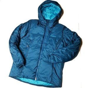 Patagonia Hooded Jacket Primaloft Large Coat